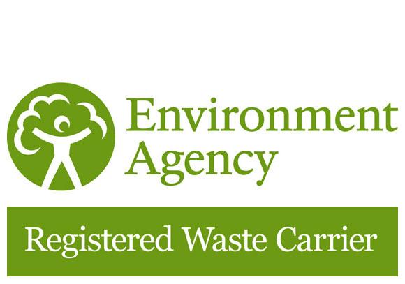 waste carrier logo