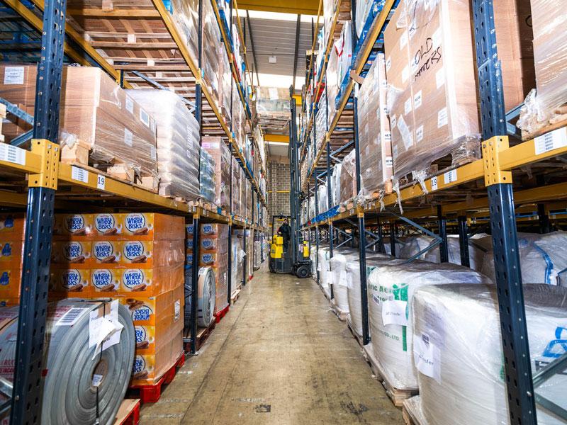 AT Transport Warehouse Facility