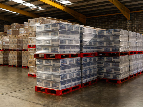 contract warehouse solutions from at transport