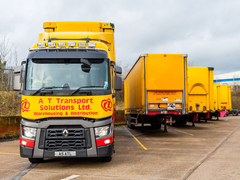 leading road haulage specialists uk