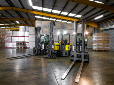 professional contract warehousing from at transport solutions